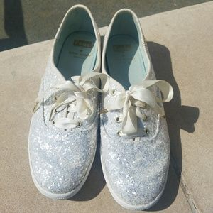 Glitter Kate Spade Keds